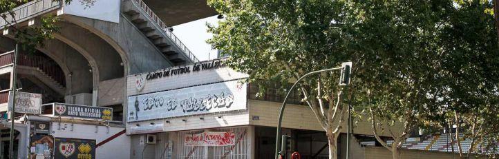 El Estadio de Vallecas 'pasa por el taller' para volver a Primera