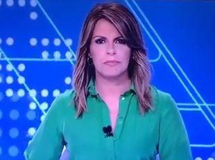 Así tuvo que pedir disculpas el informativo de TVE por manipular contra Podemos e IU
