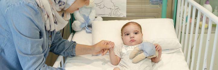 Nuevo trasplante cardiaco infantil con incompatibilidad de grupo sanguíneo