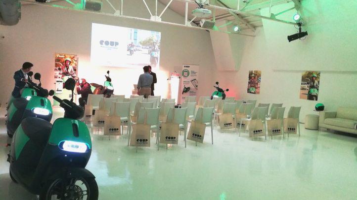 Bosch lanzará su servicio de moto compartida este verano