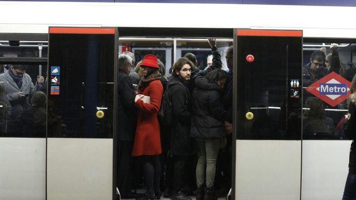 Nuevos paros en Metro con el amianto presente y los sindicatos divididos
