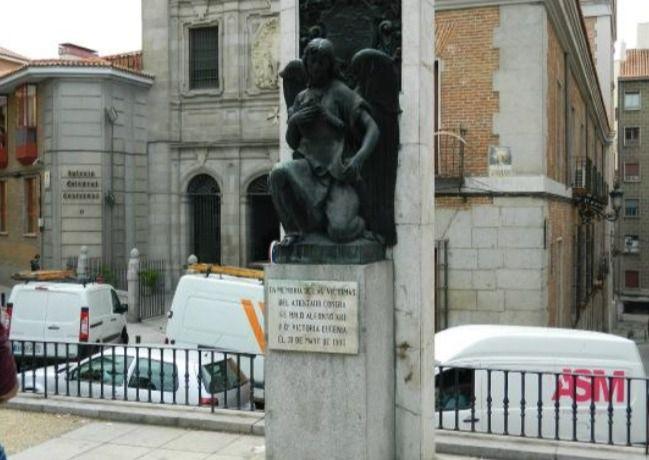 El trágico desenlace de la boda de Alfonso XIII