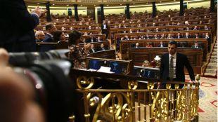 Sánchez se compromete a gobernar con las cuentas del PP que apoyó el PNV para blindar su moción