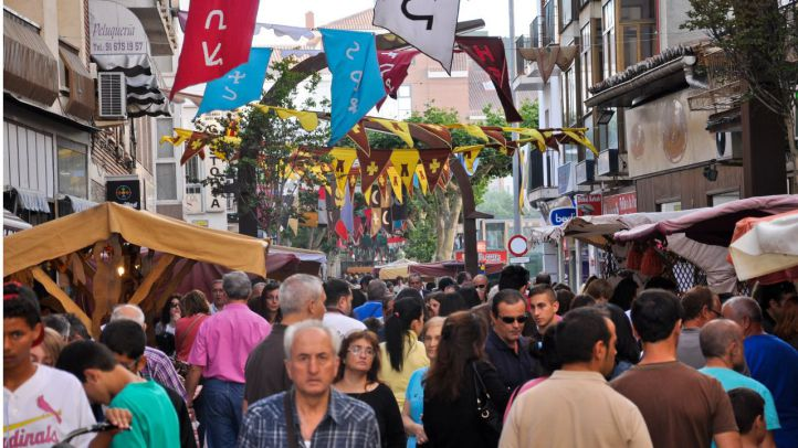 Mercado barroco en Torrejón: el centro viaja al Siglo de Oro desde este viernes