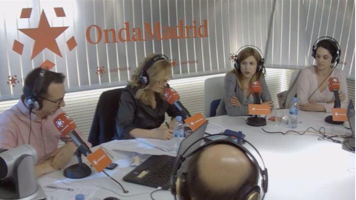 Ana Isabel Pérez y Pilar Sánchez Acera, en Com.Permiso.
