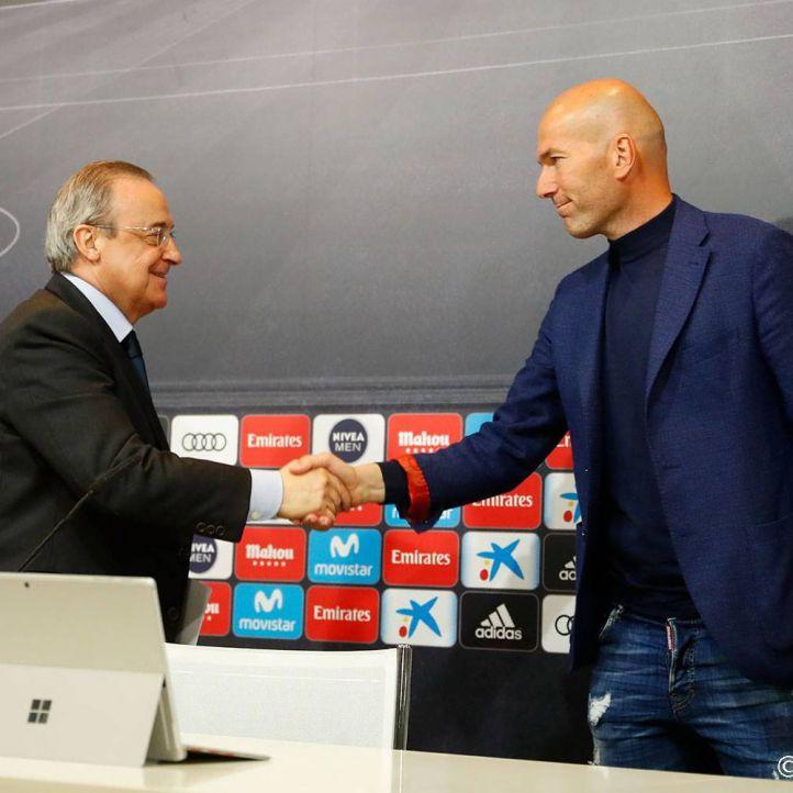 Zidane dimite y cierra un ciclo histórico con tres Champions