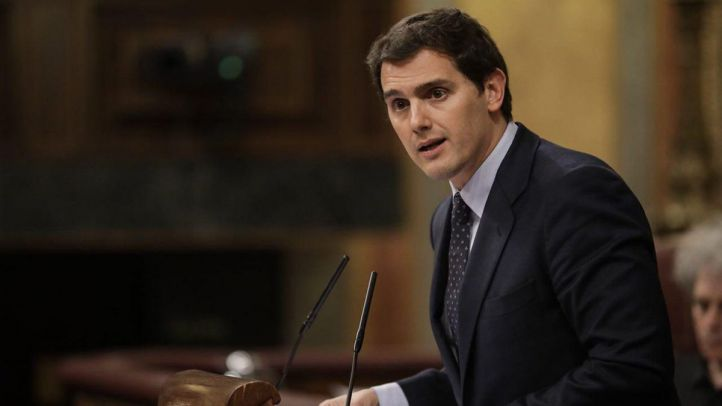 Rivera insiste en el 'no' y pide elecciones generales