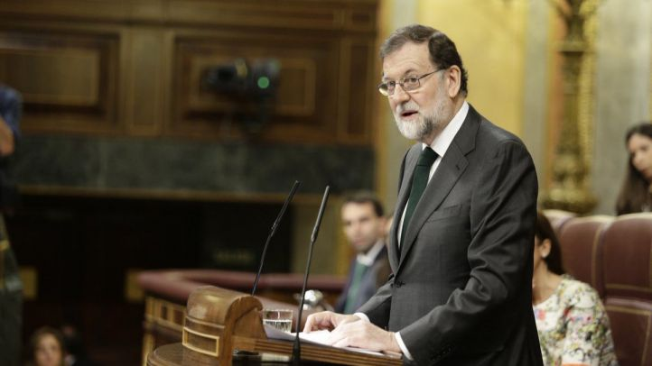 Intervención de Mariano Rajoy en el Congreso de los Diputados