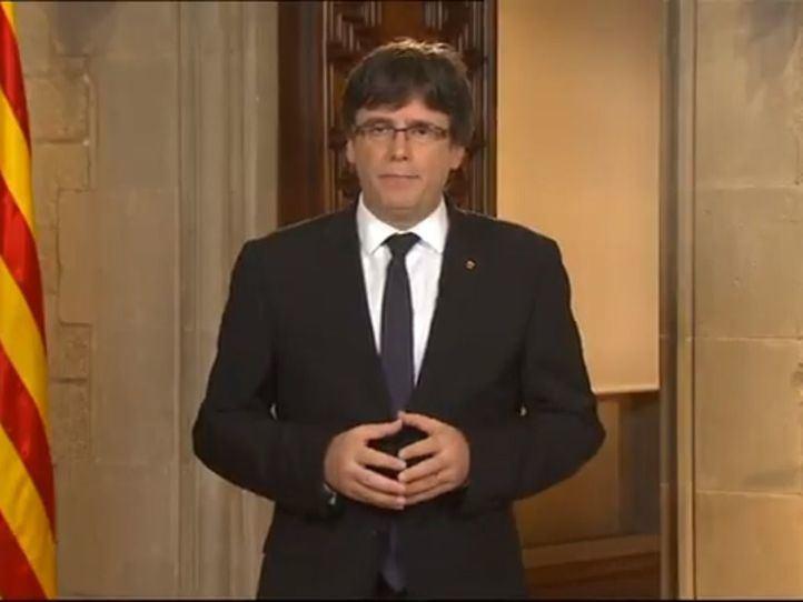 La Fiscalía alemana pide la extradición de Puigdemont y que entre en prisión