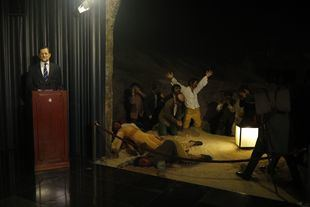 El Museo de Cera también 'censura' a Rajoy