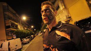 Miles de personas se transforman en zombies en Getafe