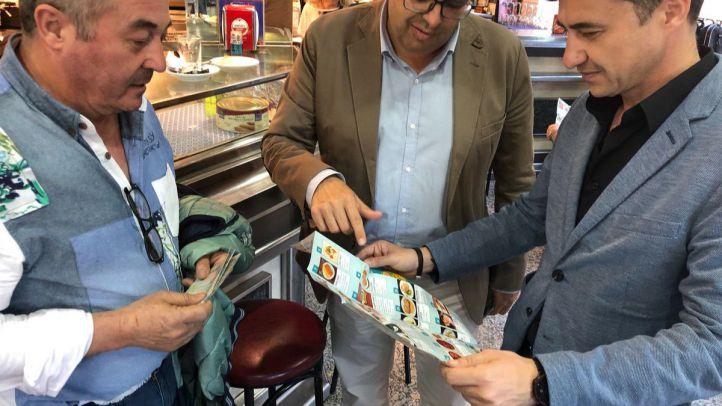 Leganés celebra un 'finde' de compras y tapas