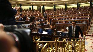 El cambio de Gobierno y Sánchez, en boca de los políticos