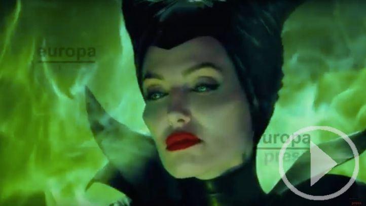 Fotograma de la película 'Maléfica'