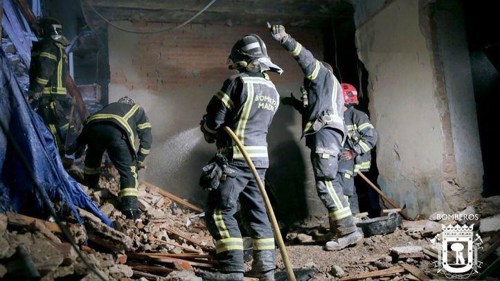 Más de 20 familias afectadas por un derrumbe en Viriato