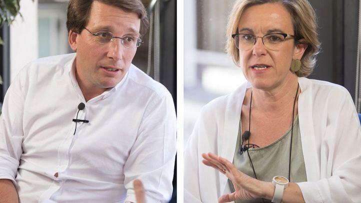 Almeida y Causapié, a debate en Onda Madrid
