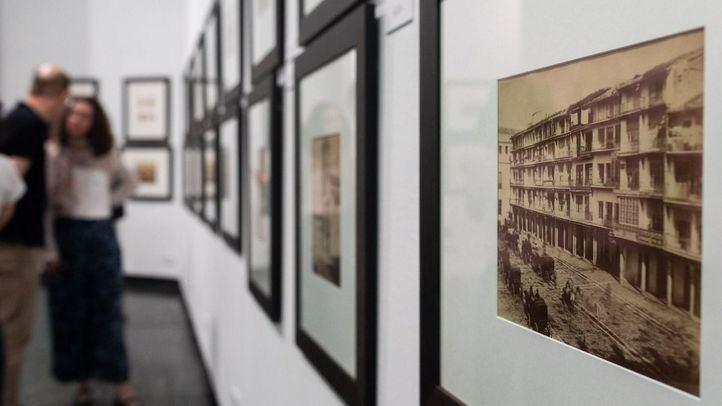 Exposición de la obra del fotógrafo Luis Masson en el museo Lázaro Galdiano enmarcada dentro del Festival PHotoESPAÑA 2018.