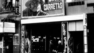 Cine Carretas: el espacio seguro para los homosexuales de la dictadura