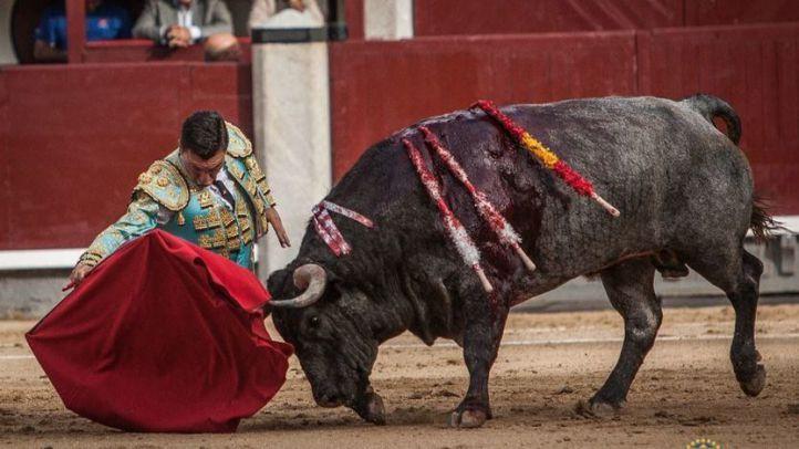 Torerazo Chacón con el único 'saltillo' salvable de una peligrosísima corrida