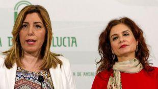 La andaluza María Jesús Montero será ministra de Hacienda