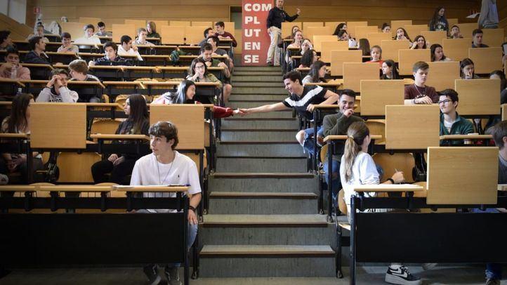 Los estudiantes se enfrentan a la EvAU 2018