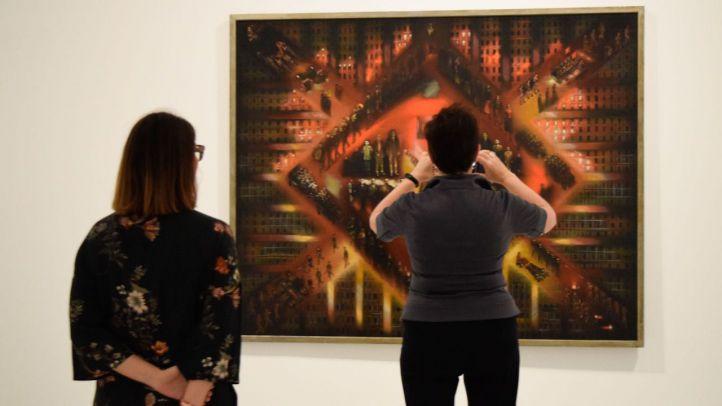 La exposición  'Dadá ruso 1914-1924' se instala en el Museo Reina Sofía.