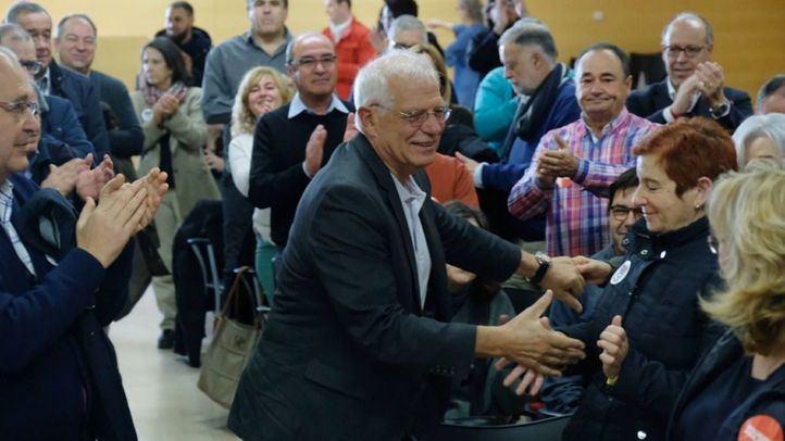 Borrell, el azote del independentismo catalán que pidió cuentas a Lola Flores