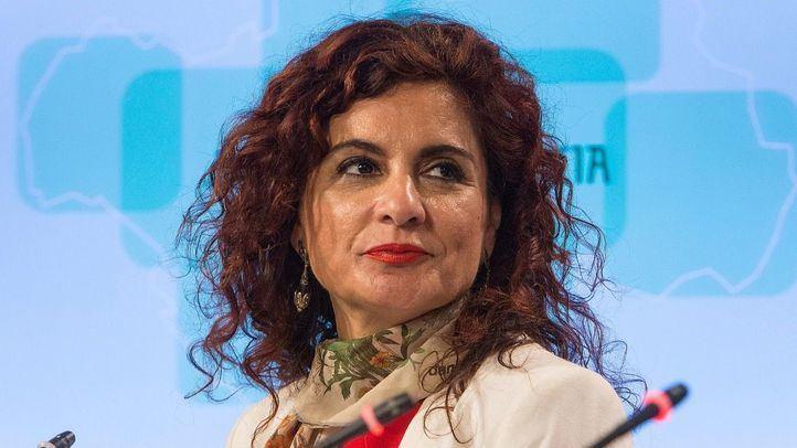 María Jesús Montero, la pipa de la paz de Sánchez con Andalucía