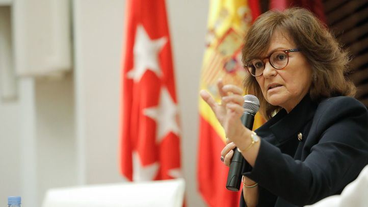 Carmen Calvo, nueva vicepresidenta y ministra de Igualdad