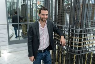 Alberto Oliver es diputado en la Asamblea de Madrid y portavoz adjunto Comisión de Transportes, Vivienda e Infraestructuras