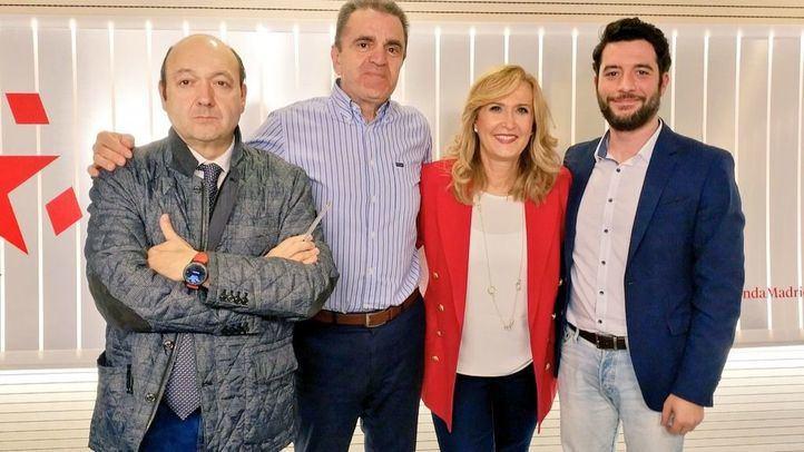"""Zafra insiste en que el Gobierno de Sánchez es """"de transición"""""""