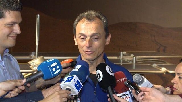 Pedro Duque, ¿un astronauta para impulsar el I+D español?