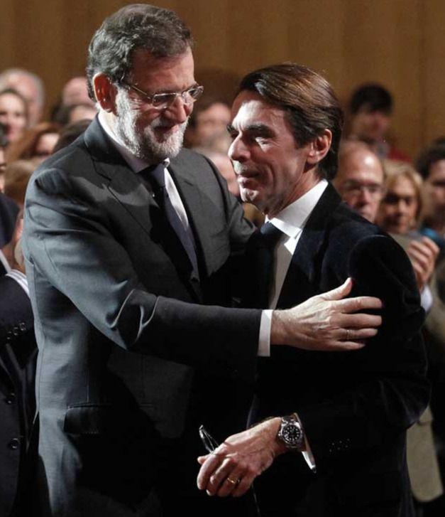 Día 1 post-Rajoy: un PP sin líder se une para atacar a Aznar