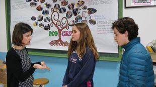 El Colegio Casvi participa en el encuentro nacional de EcoEscuelas