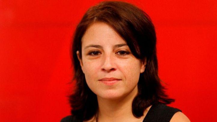 Adriana Lastra, nueva portavoz parlamentaria del PSOE