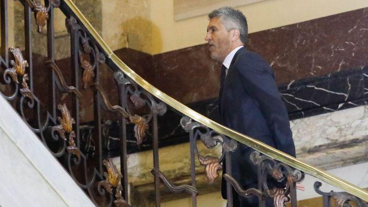 Fernando Grande-Marlaska, vocal del Consejo General del Poder Judicial (CGPJ).