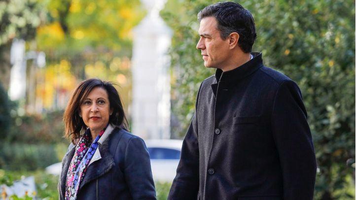 Ni Interior ni Justicia, Robles se va a Defensa