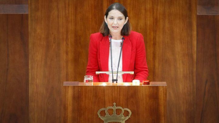 La cuota del PSOE-M: Reyes Maroto, ministra de Industria