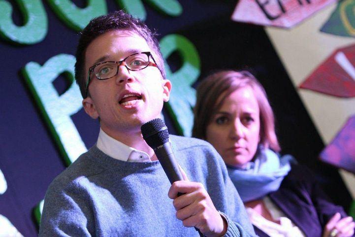 Errejón reacciona y lanza su lista de candidatos locales
