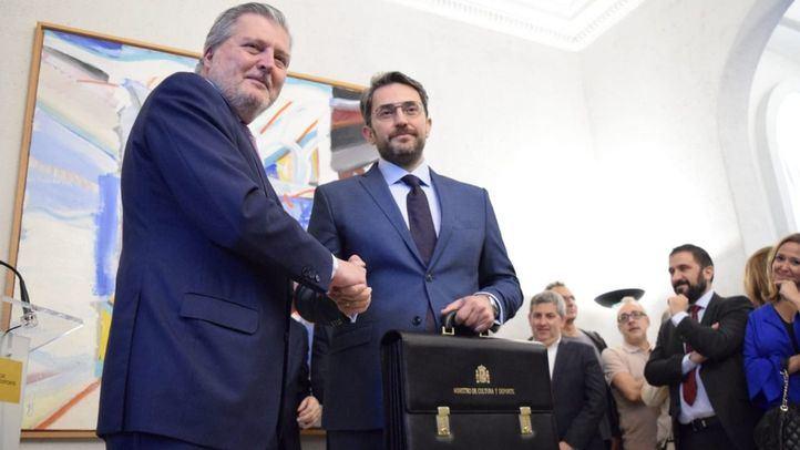 Caretas fuera: la Zarzuela espera ya al ministro Huerta