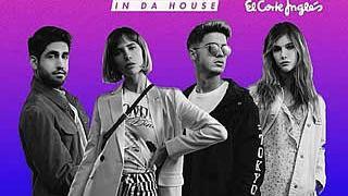 Cientos de influencers festejaron el éxito de la serie de instagram 'People in da House'