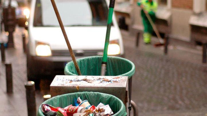 La recogida de residuos lidera las quejas llegadas al Ayuntamiento