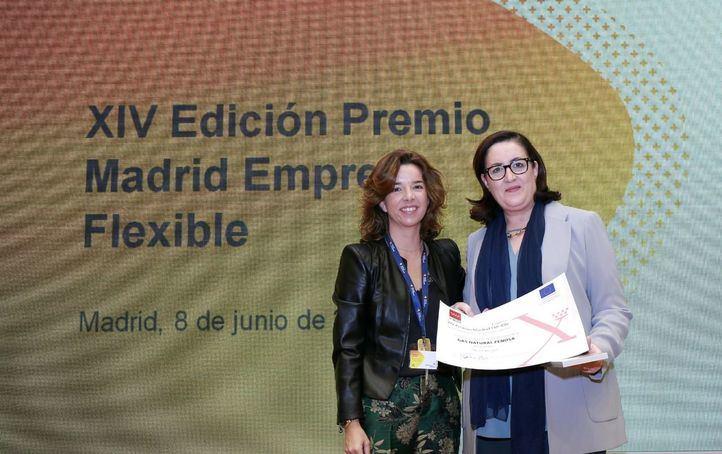Gas Natural Fenosa recibe el distintivo 'Empresa más igual' 2018 de la Comunidad de Madrid