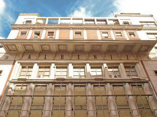 Un hotel-teatro para 'revivir' el Albéniz