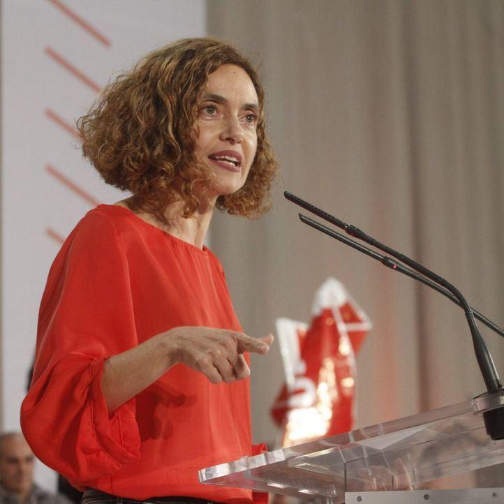 La política madrileña responde a Batet