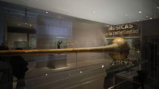 Tres mil años de historia musical, de la mano del Louvre