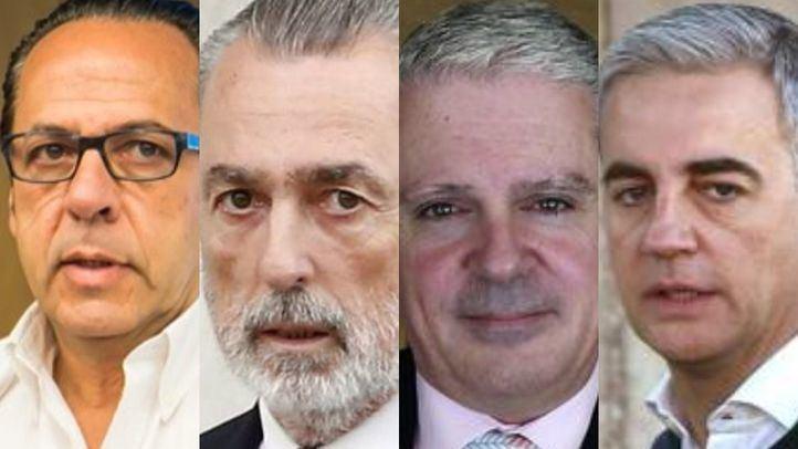 'El Bigotes', condenado a 6 años de prisión; Correa y Crespo, a 5 años