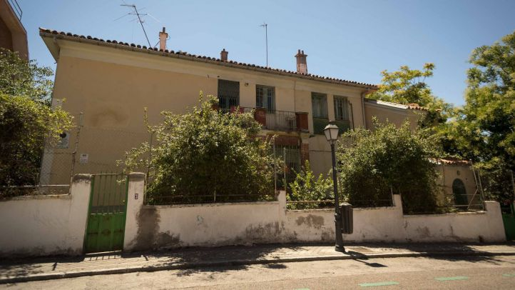 La casa de Vicente Aleixandre, en manos de Huerta