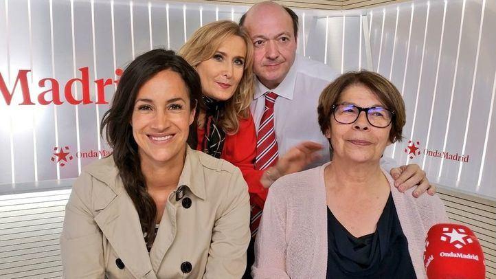 Begoña Villacís e Inés Sabanés en Com.Permiso.