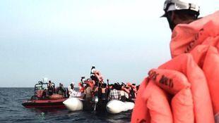 Las ONG del barco 'Aquarius' vendrán a Valencia